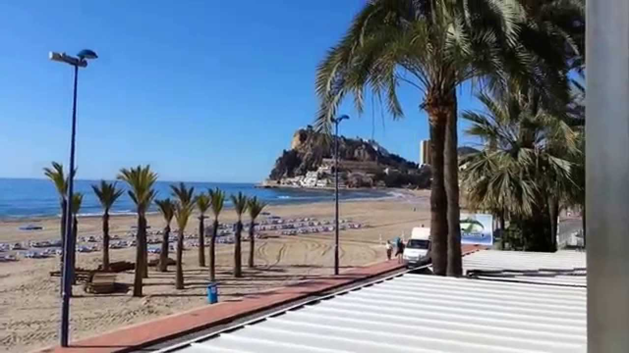 Location appartement benidorm youtube for Location garage rosas espagne
