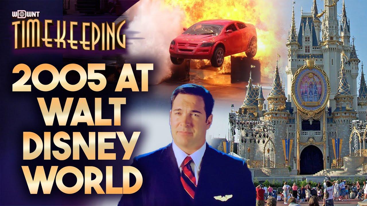 Download Walt Disney World Celebrates 50 Years of Disneyland - Timekeeping #36 - 2005