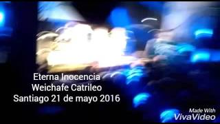 Eterna inocencia santiago 2016