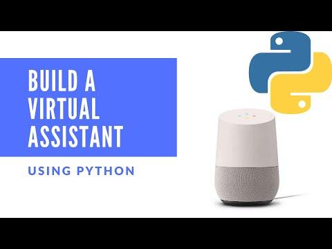 Build A Virtual Assistant Using Python