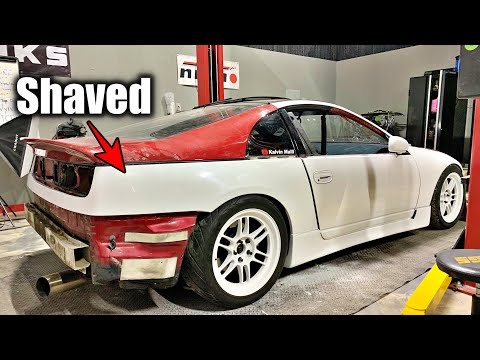 Custom DIY Touches To My 2jz 300zx