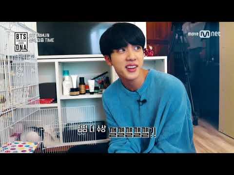 COMEBACK SHOW [소년DNA] 방탄소년단 (BTS) - 진 편 (JIN)