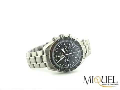 Omega Speedmaster Solar Impulse HB-SIA Chronograph Chronometer Ref. 321.90.44.52.01.001  (5659)