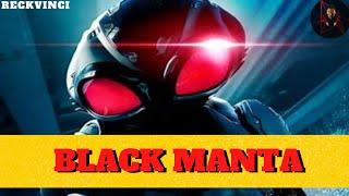 Aquaman Villain: Black Manta Explained