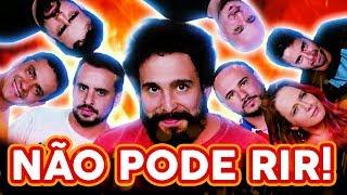 Baixar NÃO PODE RIR! TODOS contra Murilo Couto