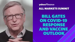 Bill Gates evaluates US COVID response and offers latest vaccine outlook