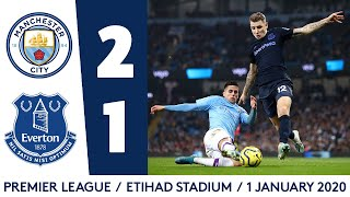 MAN CITY 2-1 EVERTON | RICHARLISON ON TARGET BUT BLUES DEFEATED BY JESUS BRACE