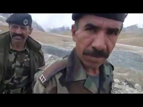 Sost to Khunjerab Pass China Border