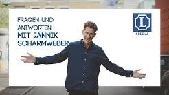 Fragen & Antworten mit Jannik Scharmweber