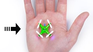 The World's Smallest Drone! by : Unbox Therapy