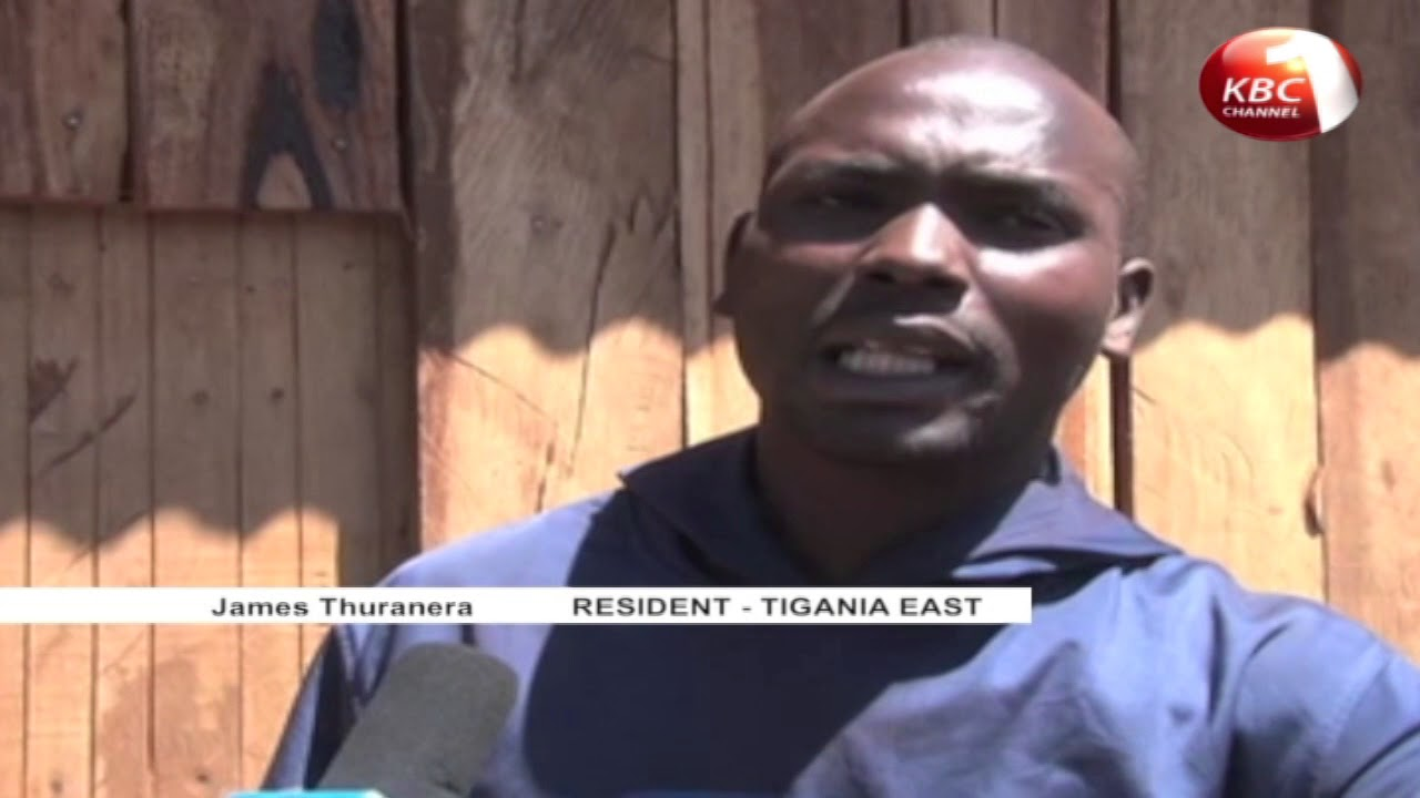 Cattle stolen by suspected rustlers in Tigania East,Meru County