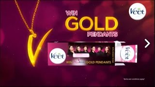 Miss Veet Gold Pendants