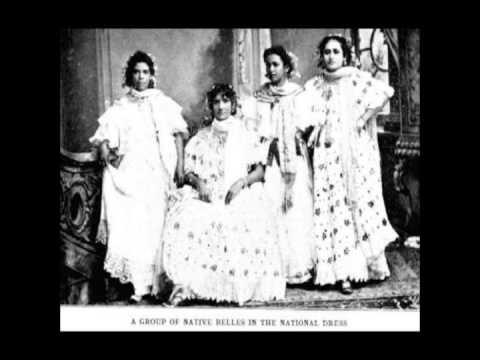 Cumbia Santeña- Amor Imposible - Miguel Jaén - Música Tradicional de Panamá