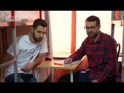 Приехал из Сирии в Челябинск. Зачем?