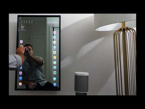 Apple Mirror - Smart Touchscreen Mirror