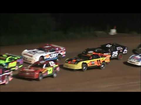 Brett McDonald Feature Lernerville Speedway 8/18/17