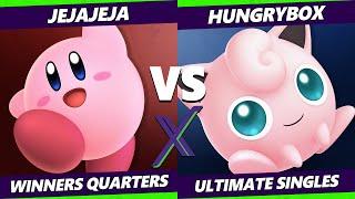 S@X 372 Online Winners Quarters - JeJaJeJa (Kirby) Vs. Hungrybox (Jigglypuff) Smash Ultimate - SSBU
