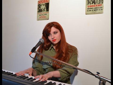 Hear Me Now - Alok Bruno Martini feat Zeeba Cover by Federica Filannino