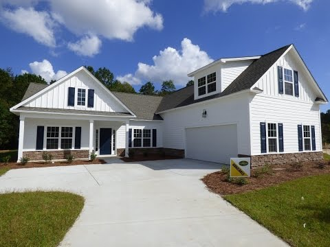 New Lawton Station Home Eastgate Model In Bluffton SC
