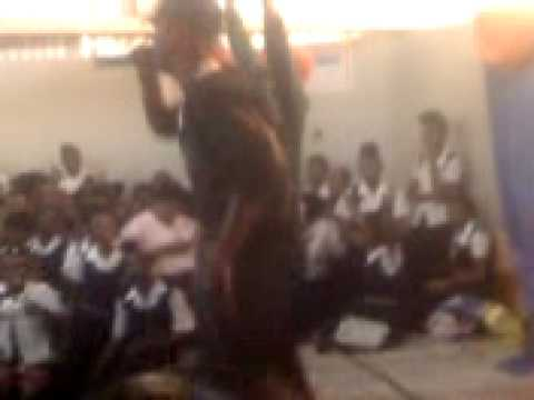 RDX at Dunoon High School part 1