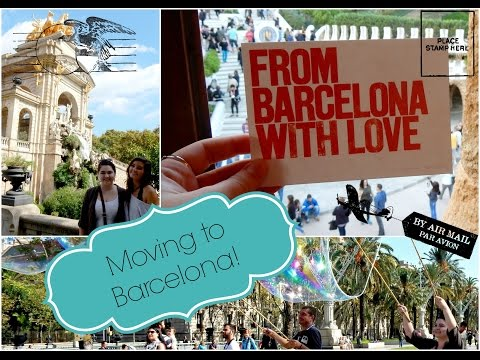 Moving to Barcelona!