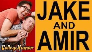 Jake and Amir: Internship