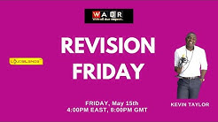 REVISION FRIDAY - With All Due Respect by Kevin Taylor