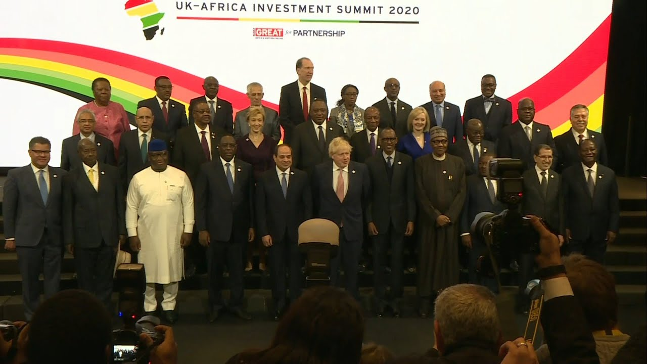 Image result for UK-Africa Investment summit