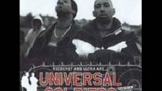 Universal Soldiers - Street Veterans