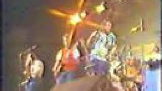 Resurrection (Rez) Band vintage performance, early 80's.
