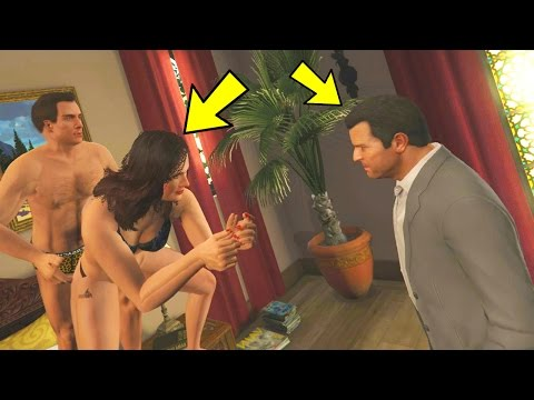 CAN YOU CATCH AMANDA CHEATING WITH THE TENNIS COACH? IN GTA 5 Gta 5 Story Mode Mods