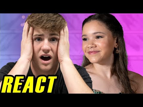 """MattyBRaps REACTS to """"Perfect For Me"""" by Haschak Sisters"""