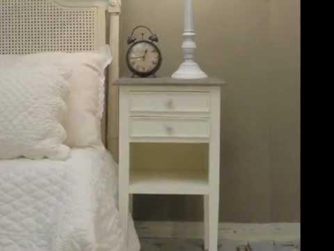 Dormitorios blancos youtube - Dormitorio con muebles blancos ...
