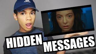 10 Hidden Messages In Lorde