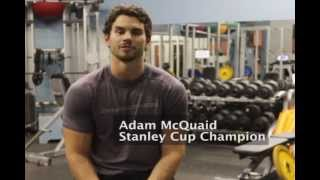 Adam McQuaid & the Services at Dynamic Fitness