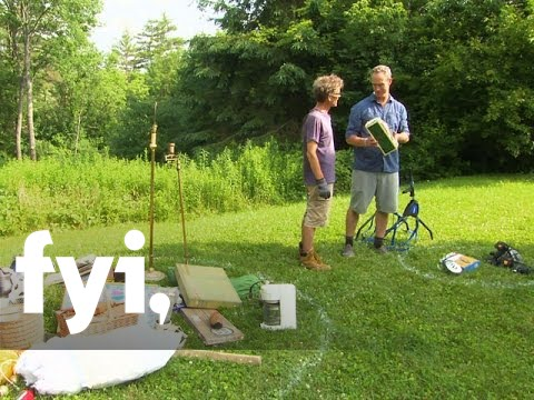 Tiny House Nation John Teaches Peter How To Sort S1 E6