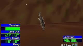 Bassmasters 2000 • N64 Gameplay