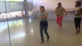 Girls like to swing new steps Aug 2 2015