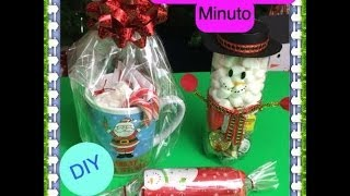 DIY Regalos de Ultimo Minuto - DIY Last Minute Christmas gift!!!!