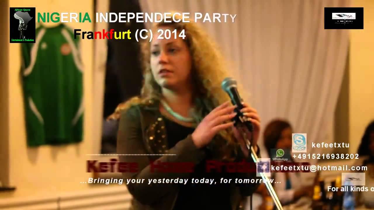Download Nigeria 54th independence (Frankfurt Germany )2014