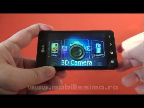 LG Optimus 3D Max review video Full HD in limba romana - Mobilissimo TV