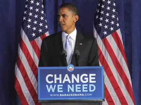 Barack Obama: Education speech in Dayton, OH