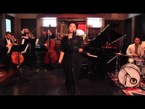 Love Me Harder - 'James Bond' Theme -Style Ariana Grande Cover Ft. Cristina Gatti