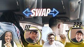 DRIVE THRU SWAP PRANK !!