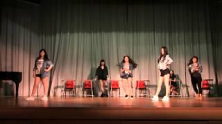 金文泰中學2015-2016年度 舞蹈比賽 YOLO