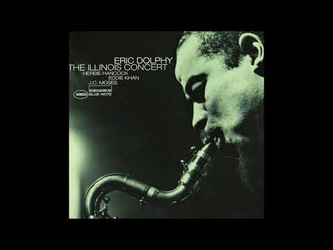 Eric Dolphy & Herbie Hancock Quartet  - Softly As In A Morning Sunrise ( Full Album )