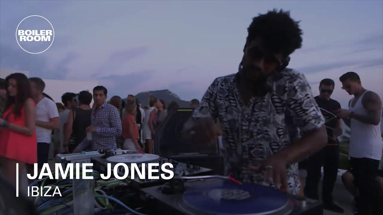Jamie Jones Boiler Room Ibiza Dj Set