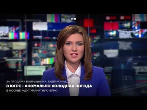 GISMETEO: погода в Ханты-Мансийске сегодня ― прогноз
