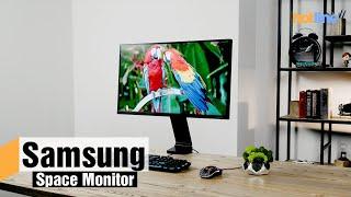 samsung Space Monitor  обзор монитора
