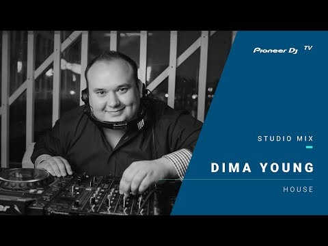 DIMA YOUNG /house/ @ Pioneer DJ TV | Moscow